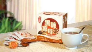 《漢立方》黑糖薑母茶